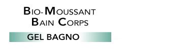 BIO-MOUSSANT BAIN CORPS