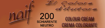 NAIF N°200 SCHIARENTE NEUTRO