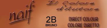NAIF DIRECT COLOUR N°2B BRUNO
