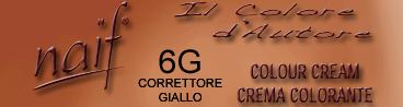 NAIF N°6G CORRETTORE GIALLO