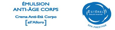 EMULSION ANTI-AGE CORPS